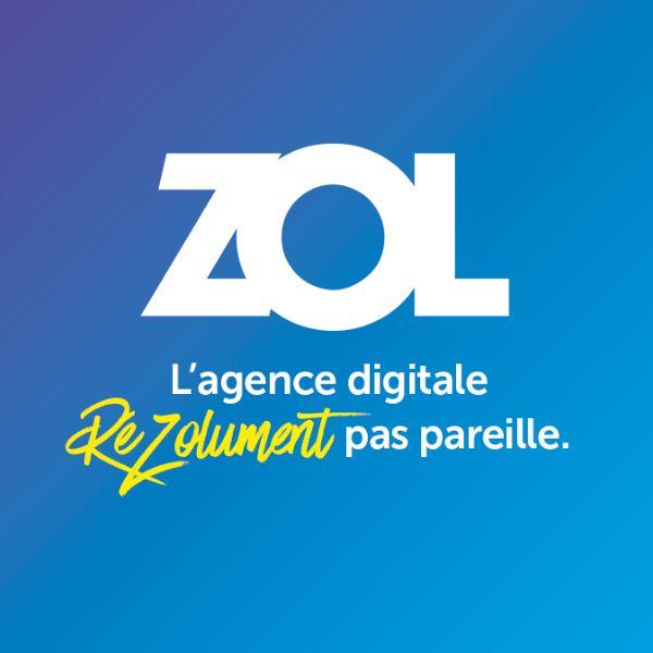 Logo de ZOL agence développement à Lyon