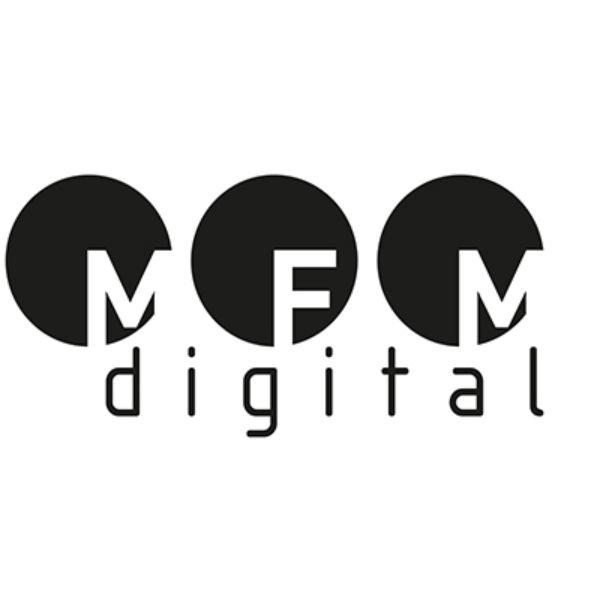 Logo de MFM Digital agence développement à Bruxelles