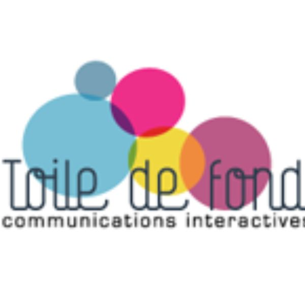 Logo de Toile de fond agence communication à Saint-Gervais-du-Perron