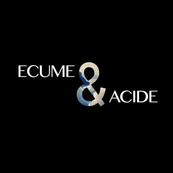 Logo de Écume & Acide agence communication à Gaël