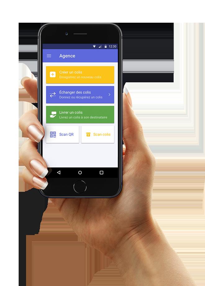 Photo du site Site marchand Keyops Tech - une application et un outil de suivi pour démocratiser la livraison de colis en Afrique