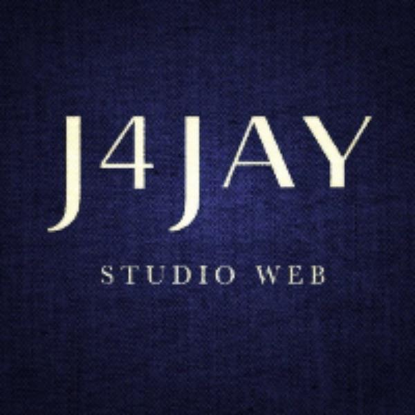 Logo de J4JAY Studio Web agence webmarketing à La Celle-Saint-Cloud