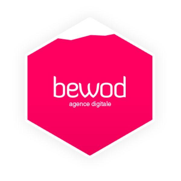 Logo de Bewod agence graphisme à La Teste-de-Buch