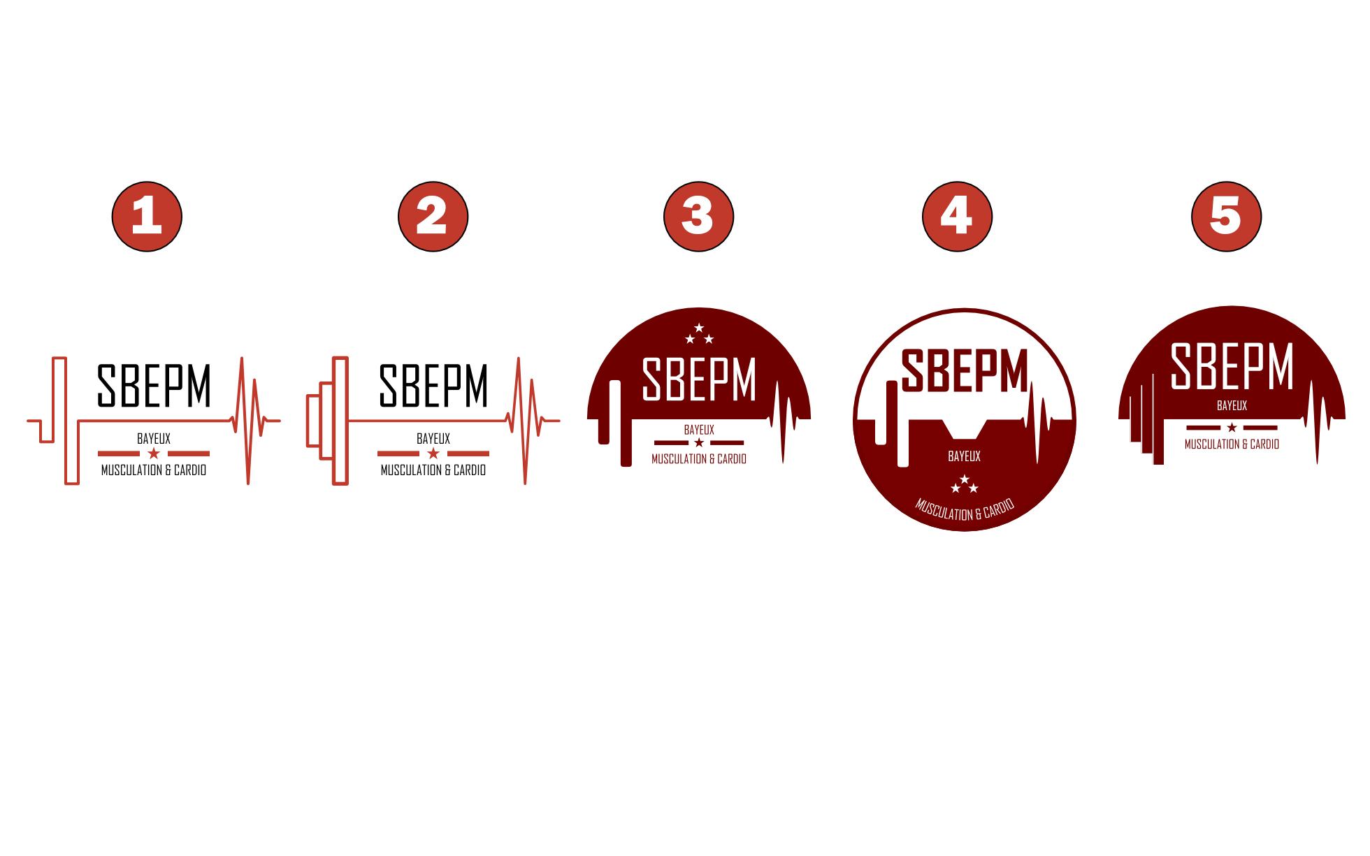 Photos de la création de Site vitrine SBEPM - association de sport à Bayeux