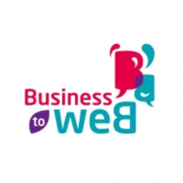 Logo de Business to Web agence webmarketing à Nantes