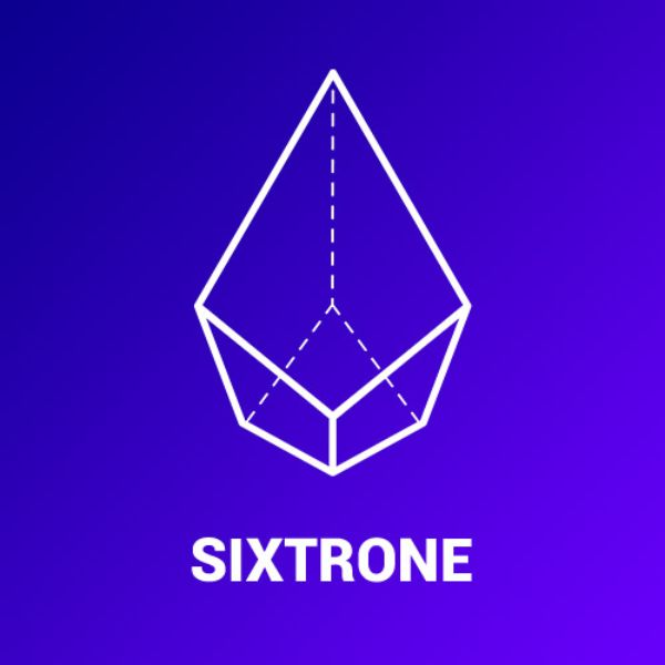 Logo de Sixtrone agence développement à Villepinte